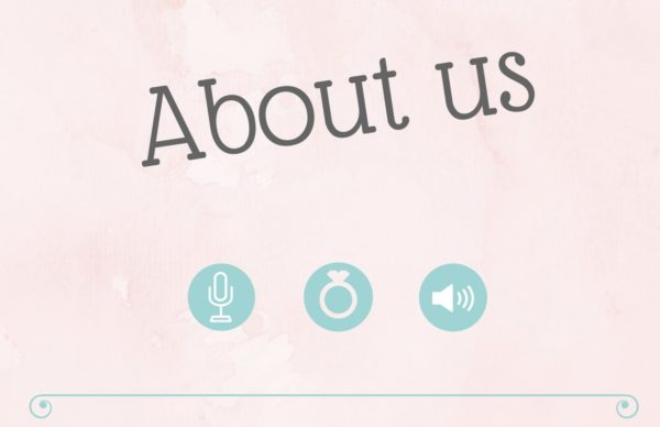 about us, from ring to veil | a wedding planning podcast, kim mills, shannon palmer, podcast hosts