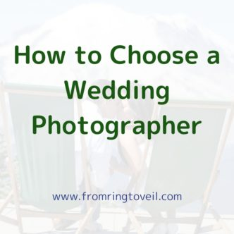 How to Choose a Wedding Photographer, wedding planning podcast