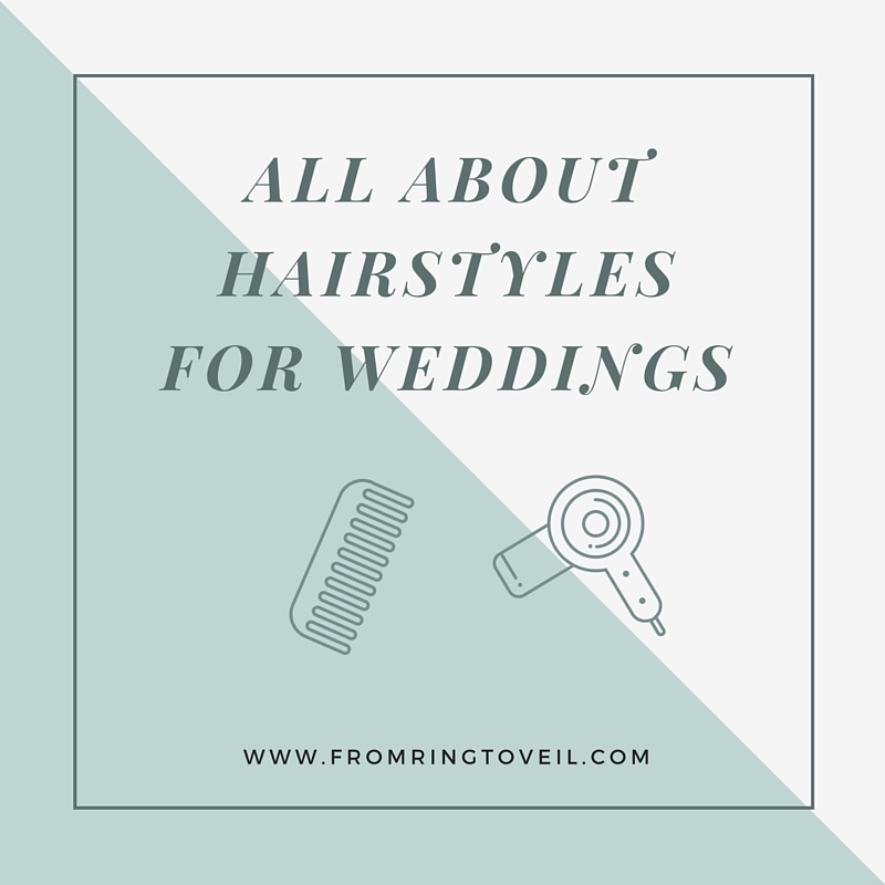 All about wedding hair