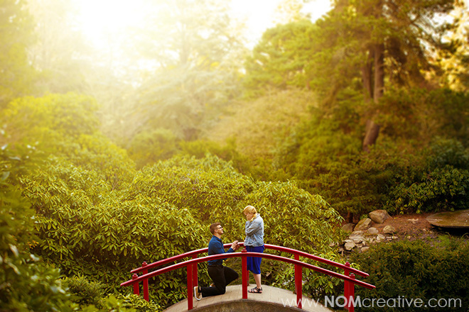 surprise-proposal-kubota-gardens, What Do you Do with Those Engagement Photos