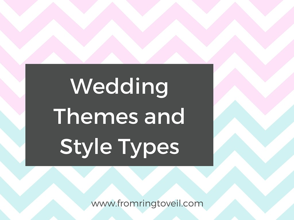 Wedding Themes and Style Types, wedding planning podcast