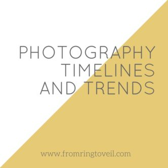 Photography Timelines and Trends, wedding planning podcast
