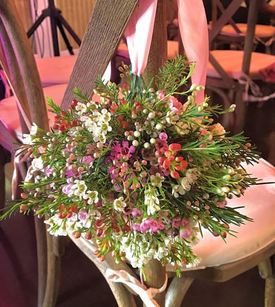 Wax Flower Pomander