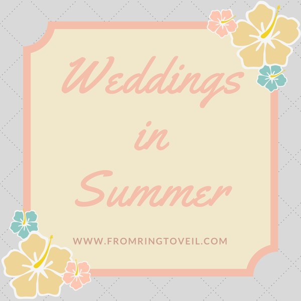 Episode #50 – Weddings in Summer