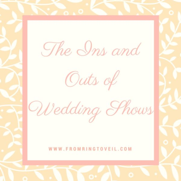The Ins and Outs of Wedding Shows, wedding planning podcast