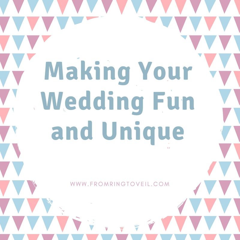 Making Your Wedding Fun and Unique - Episode #84