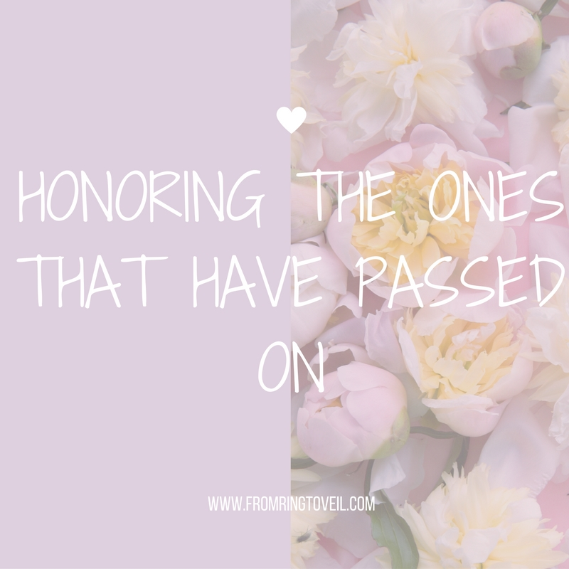Honoring the Ones that Have Passed On – Episode #78