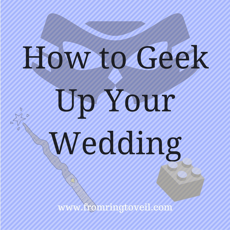 How to Geek Up Your Wedding - Episode #87