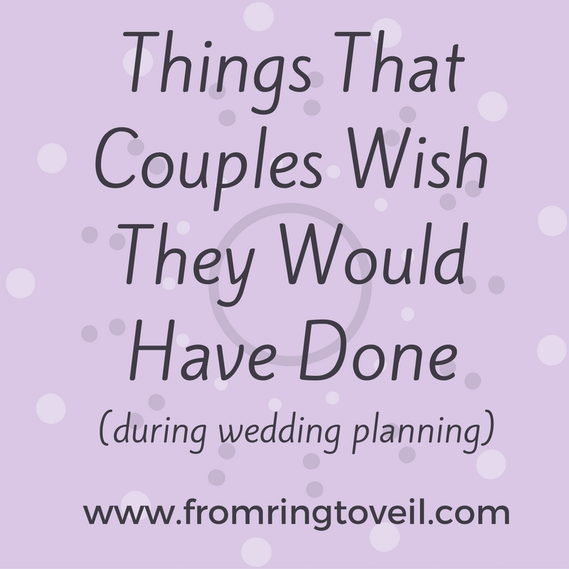 Things That Couples Wish They Would Have Done – Episode #86
