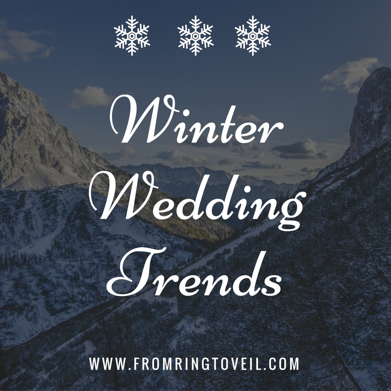 #90 - Winter Wedding Trends