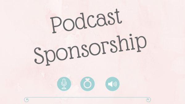 podcast sponsorship, from ring to veil   a wedding planning podcast, bride, groom