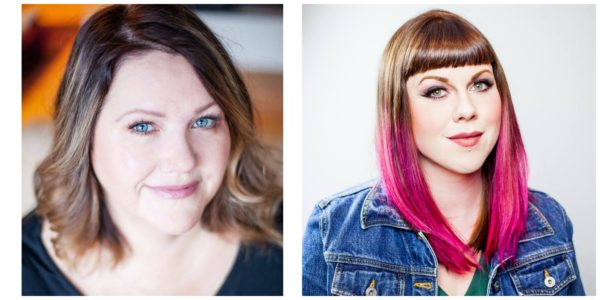 Wedding Makeup and Hair Roundtable, from ring to veil, wedding planning podcast, anne timss, kat st john