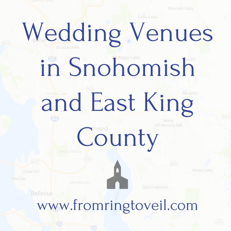 Wedding Venues in Snohomish and East King County – Episode #111