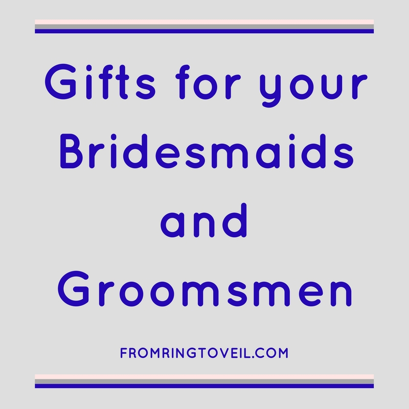 Gifts for your Bridesmaids and Groomsmen Episode #115
