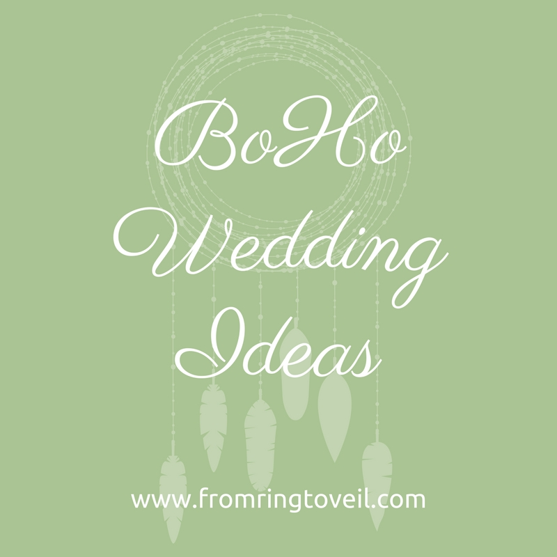 BoHo Wedding Ideas Episode #119