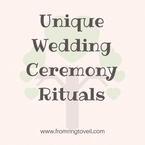 unique wedding ceremony rituals, wedding planning podcast