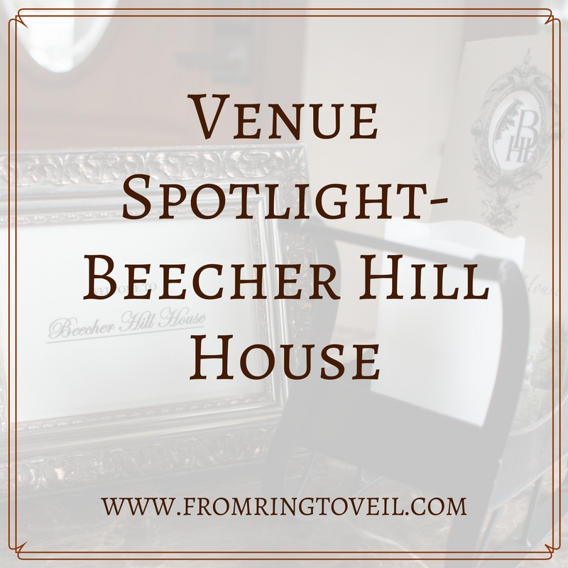 Venue Spotlight-Beecher Hill House