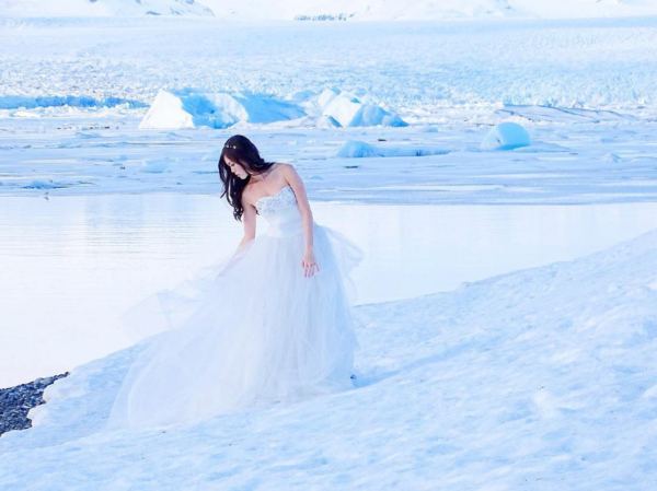 Elopements with Erika of The Greatest Adventure, wedding planning podcast, Iceland bride