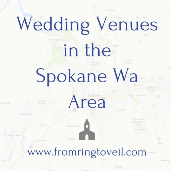 Wedding Venues in the Spokane Wa Area Episode #123