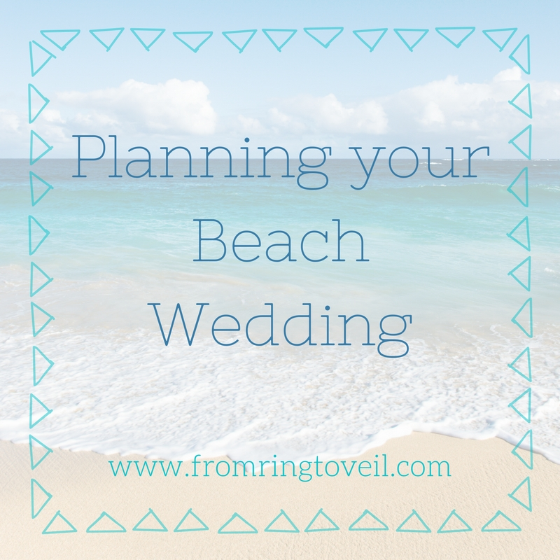 Planning your Beach Wedding Episode #127