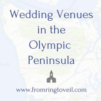 Wedding Venues in the Olympic Peninsula