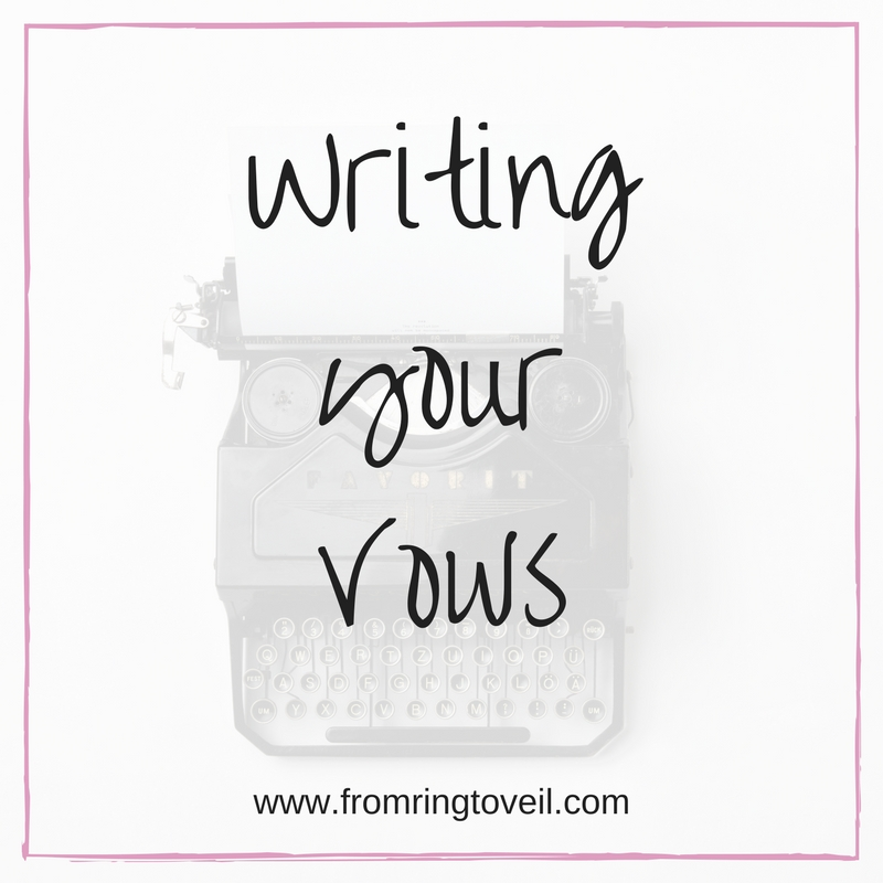Writing your Vows – Episode #131