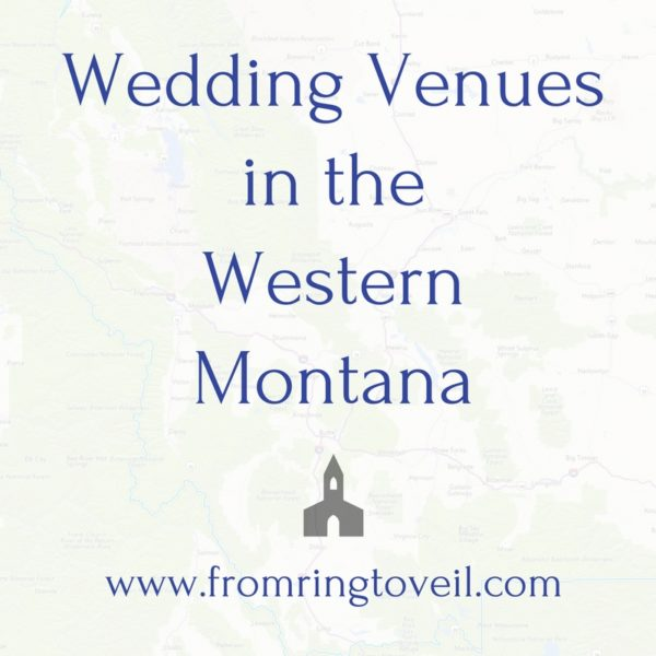 Wedding Venues in Western Montana, Wedding Planning Podcast