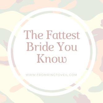 The Fattest Bride You Know, wedding planning podcast