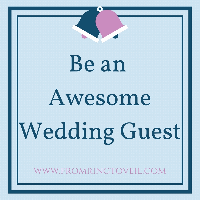 Be an Awesome Wedding Guest - Episode #147