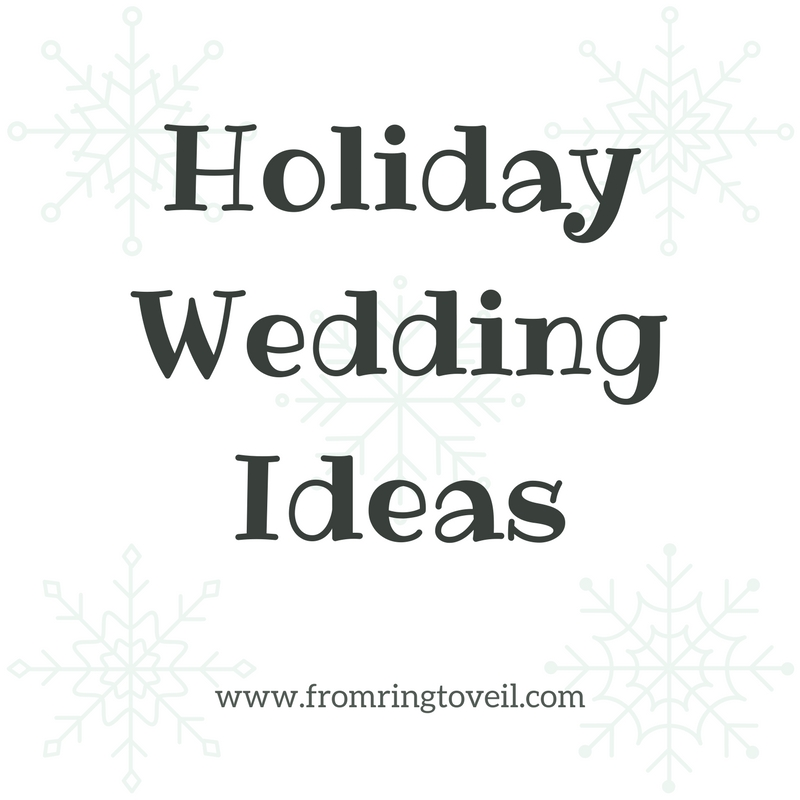 Holiday Wedding Ideas - Episode #145