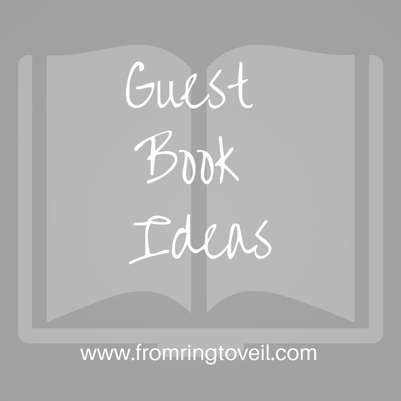 Guest Book Ideas – Episode #149