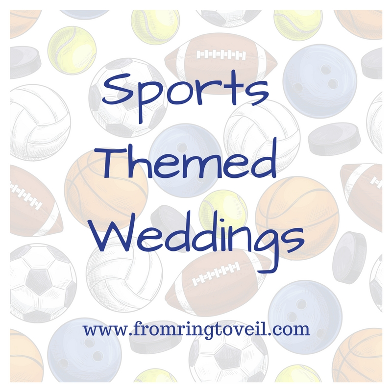 Sports Themed Weddings – Episode #152