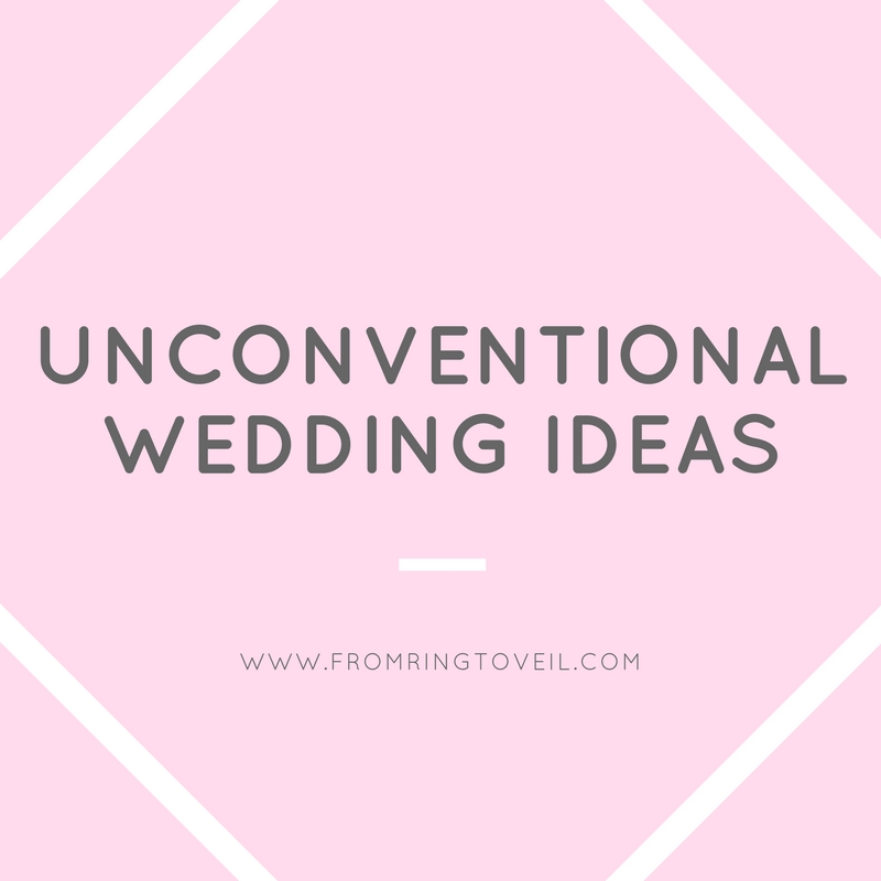 Unconventional Wedding Ideas - Episode #148