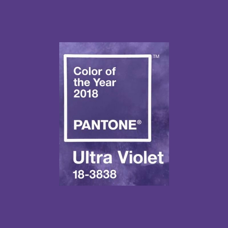 Pantone 2018 Color of the Year