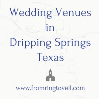 Wedding Venues in Dripping Springs Texas
