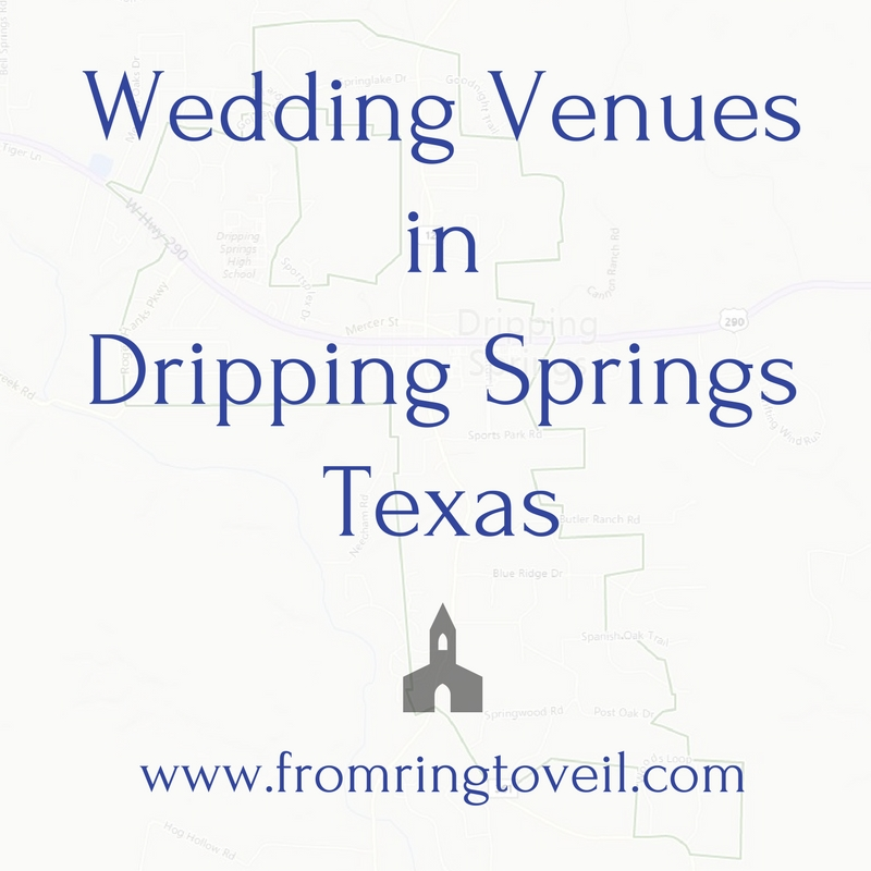 Venues in Dripping Springs TX - Episode 153