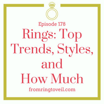 Rings Top Trends, Styles, and How Much, Steve Simon, mysparkly, wedding planning, engagement rings