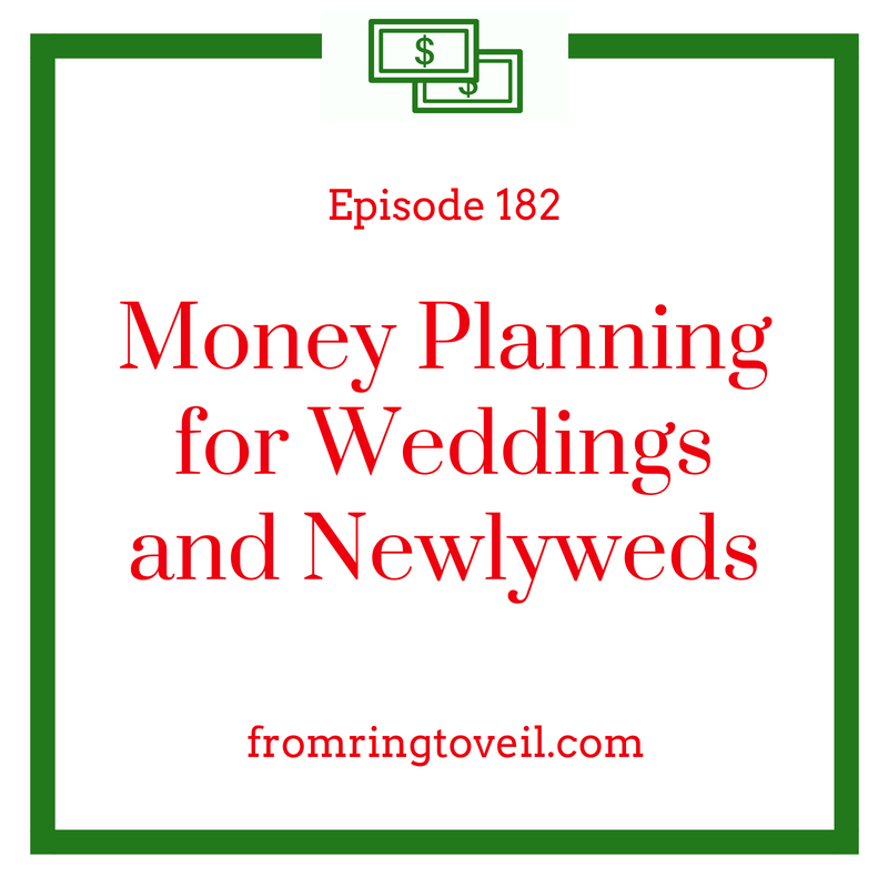 Money Planning for Weddings and Newlyweds with Dan Hinz – Episode #182
