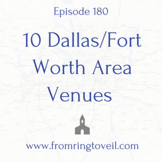 Wedding Venues in Dallas Forth Worth