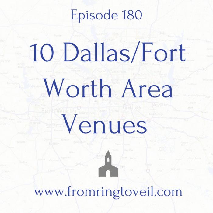 Wedding Venues in Dallas Forth Worth